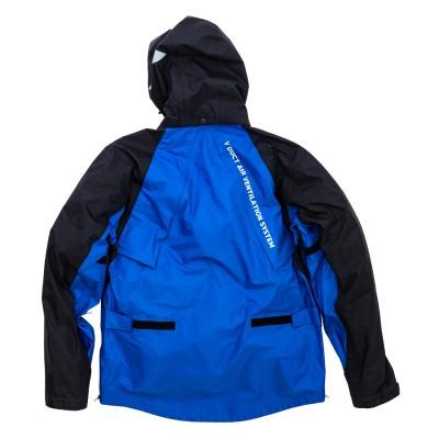 B.ブルー/ブラック - BACK